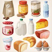 3 Breakfast Foods