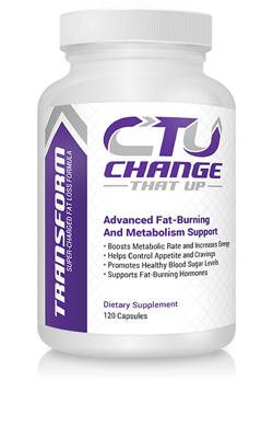Change That Up - Advanced Fat Burner