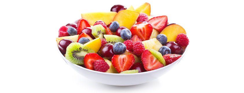 Fruit fat loss
