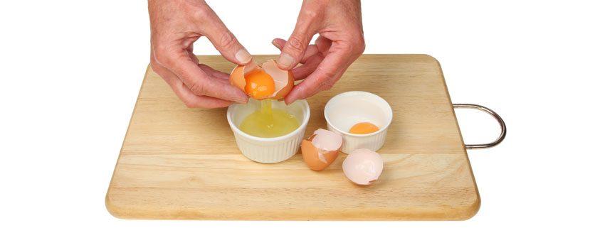Whole Eggs Better than Egg Whites